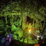 Inside of Zeus Cave