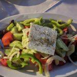 Греческий салат. Кухня Крита, Греция